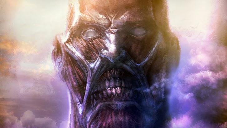 Colossal Titan Attack on Titan Shingeki no Kyojin