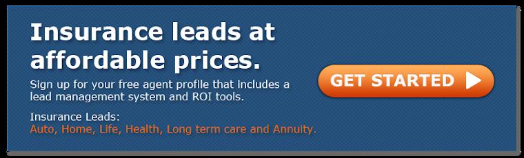Insurance Leads Blog
