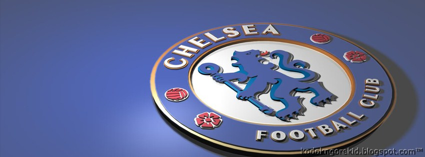 Sampul Fb (FB Cover) Chelsea 2 in 1