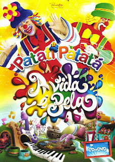 PATATI Download – Patati Patatá: A Vida é Bela – DVDRip AVI e RMVB (2014)