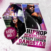 HIP-HOP NEWS 24-7 STREET CORNER GANGSTAS MIXTAPE IS OUT!!