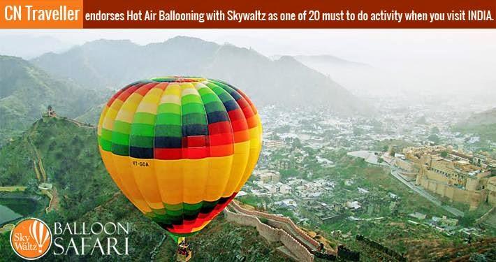 Skywlatz Balloon Safari