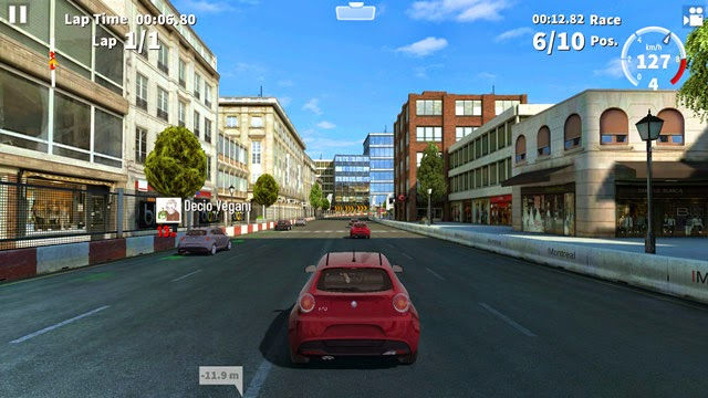 Download GT Racing 2 for PC dan Windows Phone Gratis