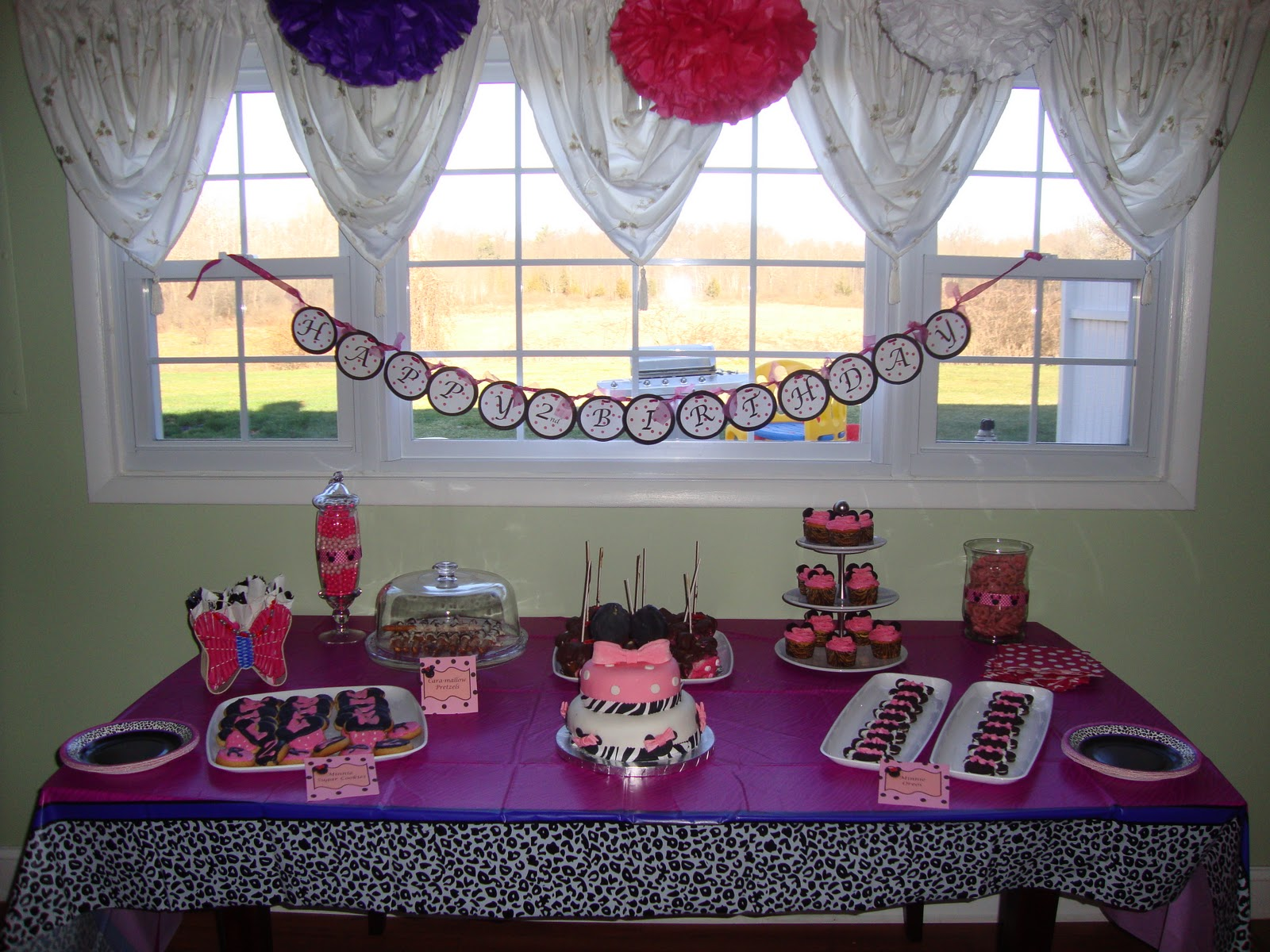 Rileys 2nd Birthday