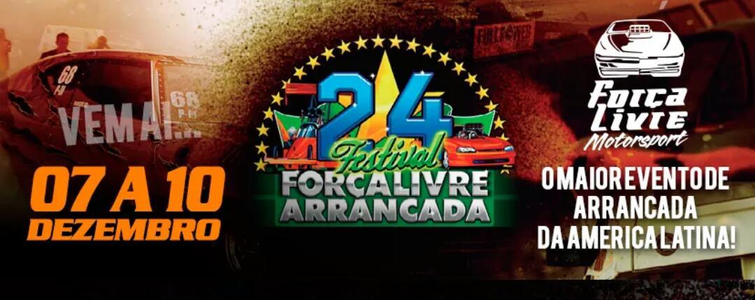 Festival Força Livre