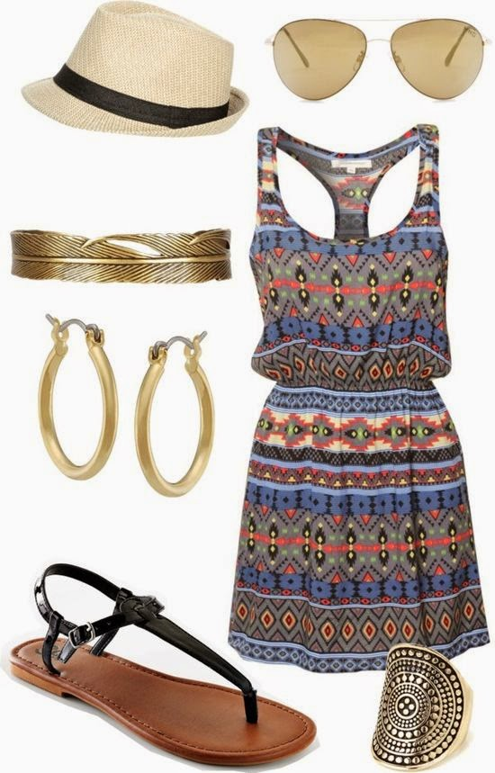 see more Cool outfit for summer