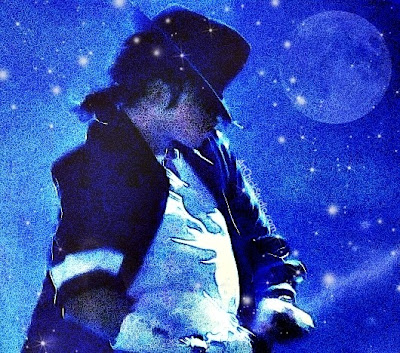 MJ Black or White Digital Art
