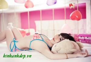 ảnh girl xinh kute hot girl Nu Phạm 33