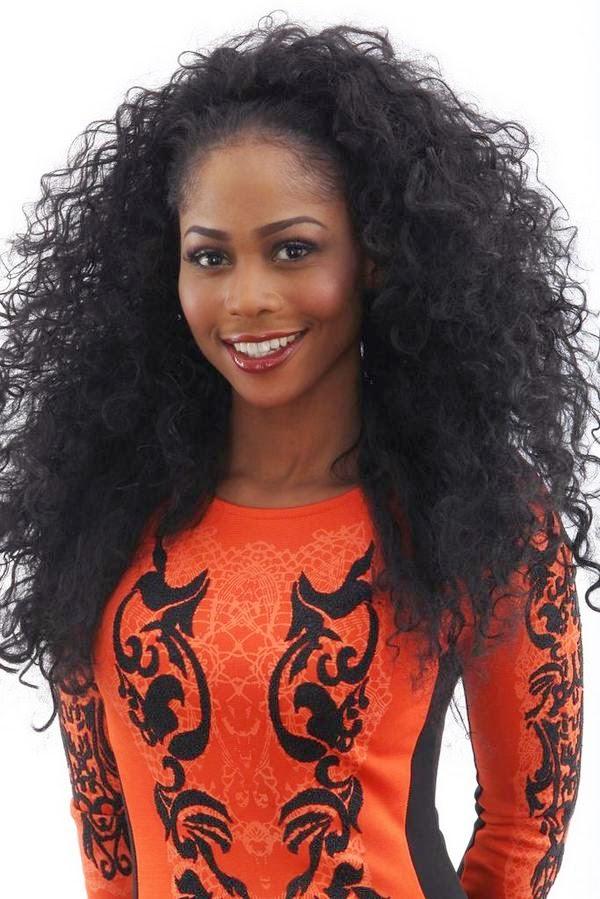 BBA 2014 – Representing Nigeria is Lilian aka Sexy Lee Lee – Photos