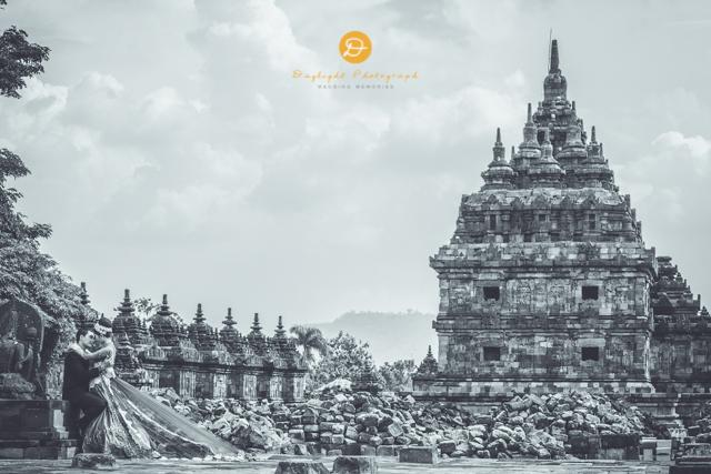 foto prewedding yogyakarta, Aang Vhe