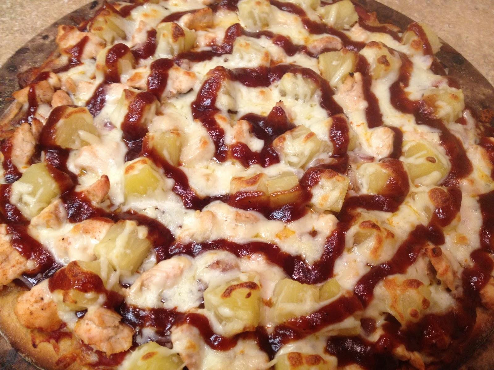 Barbecue Pizza Sauce Recipes — Dishmaps