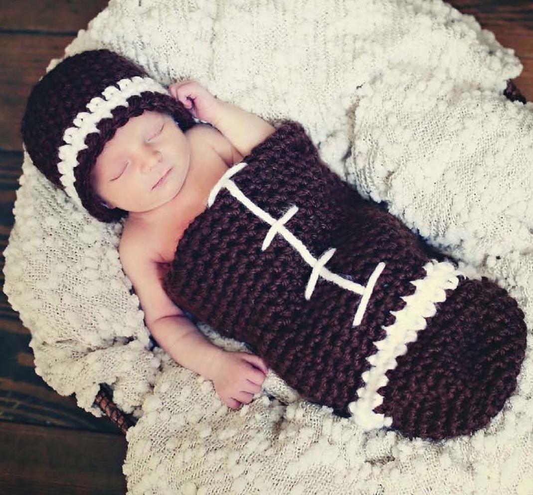 notyourgranny\'scrochet: Sweet & Simple Baby Crochet