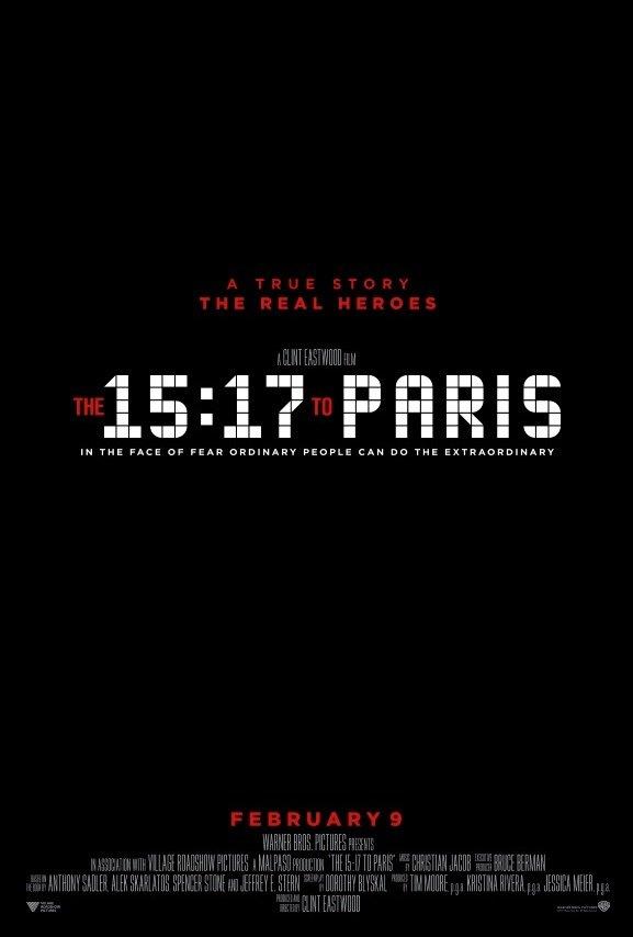 TREM PARA PARIS