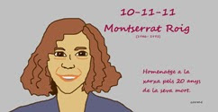20 anys sense  Montserrat Roig