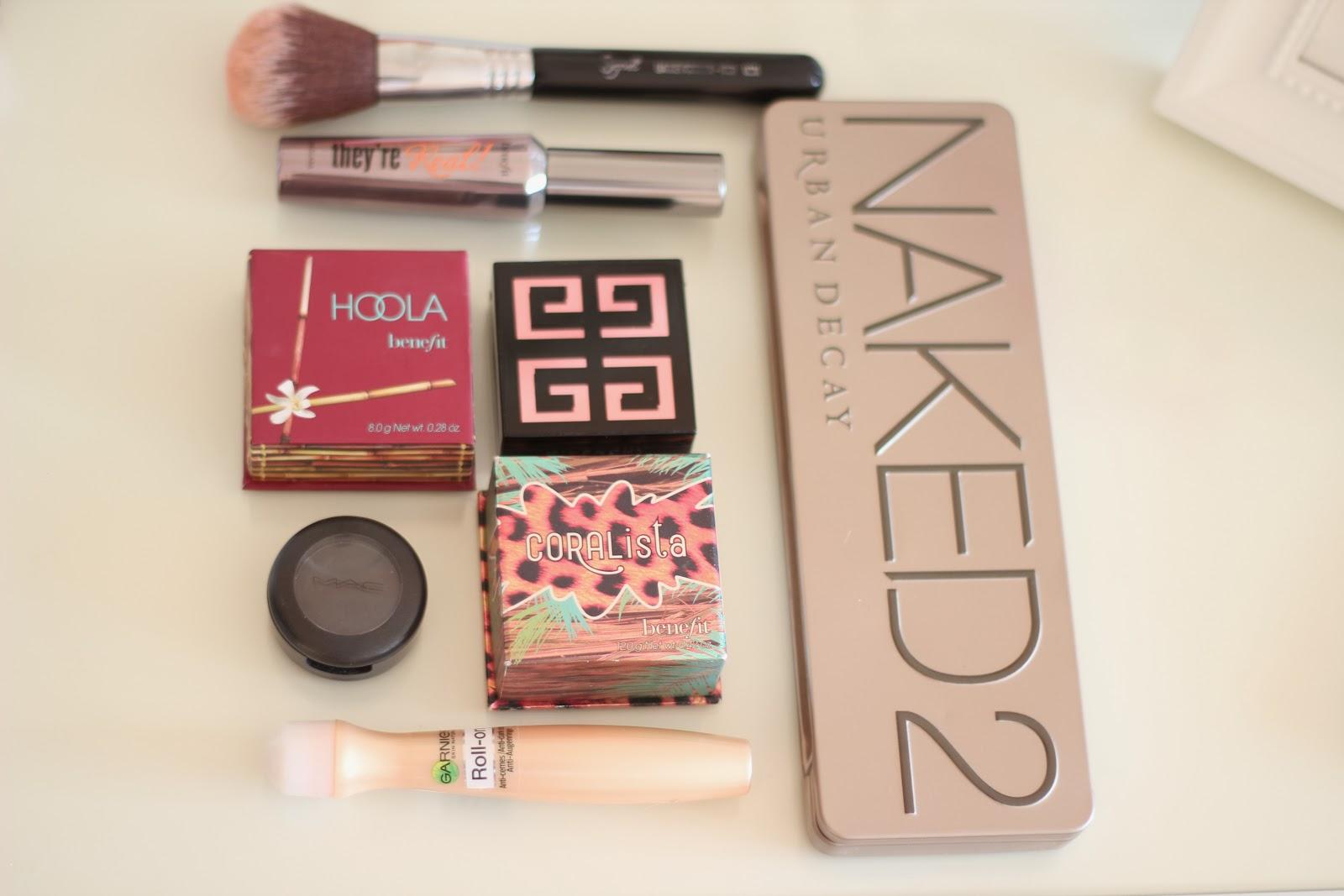 Базовый набор для макияжа для начинающих