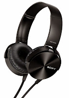 Buy Sony MDR XB-450 Extra Bass Foldable Headphones Rs. 1,329 only at Amazon.