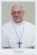 Fotografía oficial del Papa Francisco. La foto ha sido provista por News.va, . francisco foto oficial