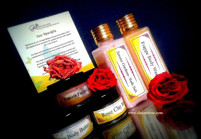 Gia Bath & Body Works Subscription box