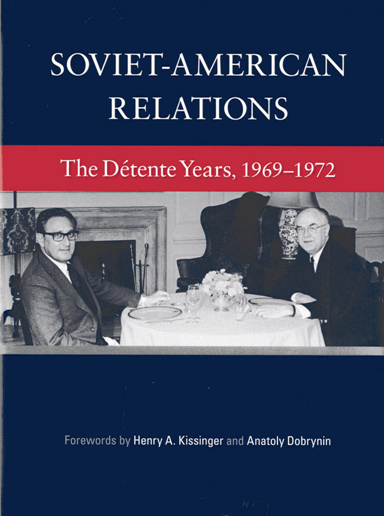 Detente Policy Brief Overview & Brief overview of Detente Policy during Cold War Era