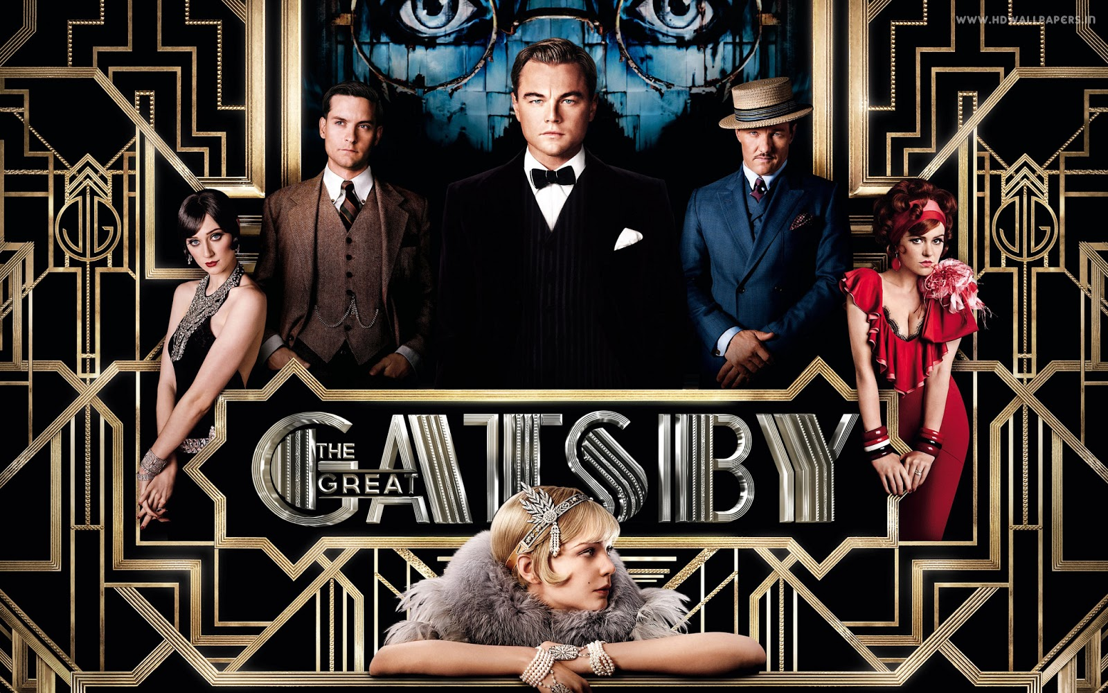 The great gatsby franche meets fashion