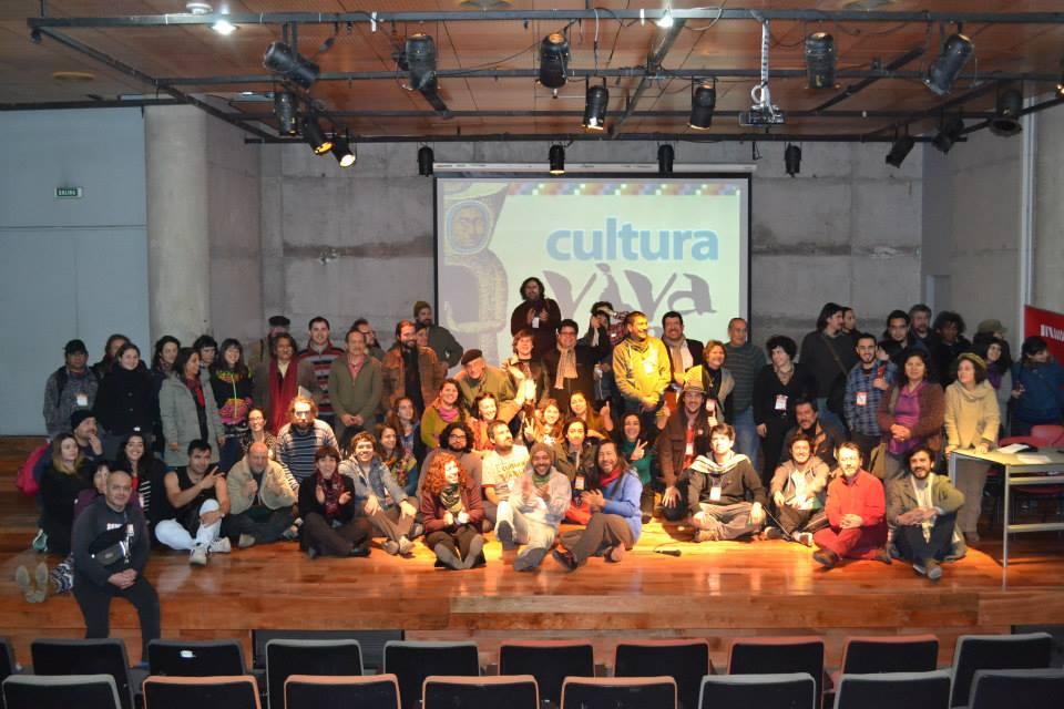 Encuentro de Cultura Viva!