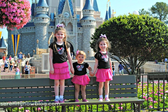 Magic Kingdom with Kids (Travel), Serenity Now blog