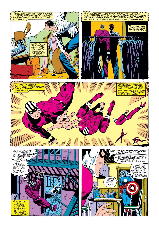 Captain America (1968) Issue #291 #207 - English 9