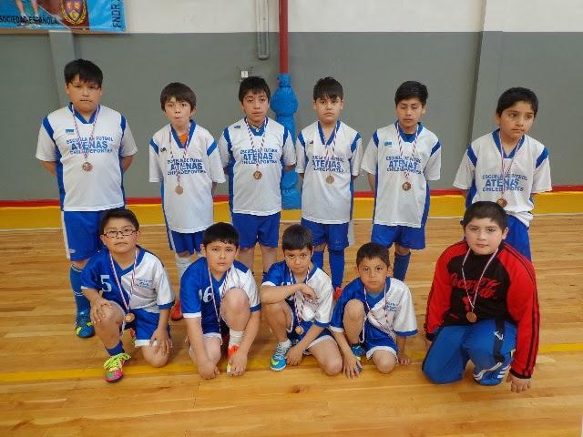 """Encuentro de Futsal Infantil """"Día de la Hispanidad"""""""