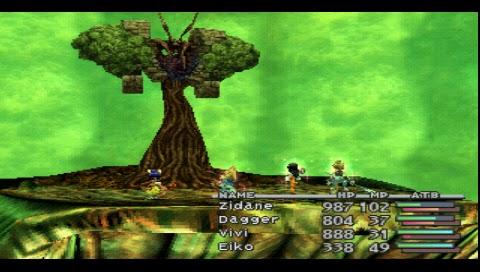 Final Fantasy IX, Soulcage