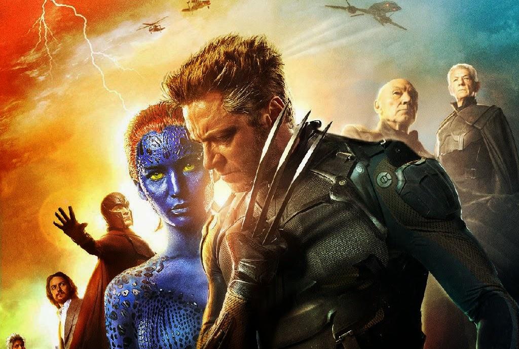 Tercer Tr  225 iler de X-Men  Days of Future PastX Men Days Of Future Past Poster