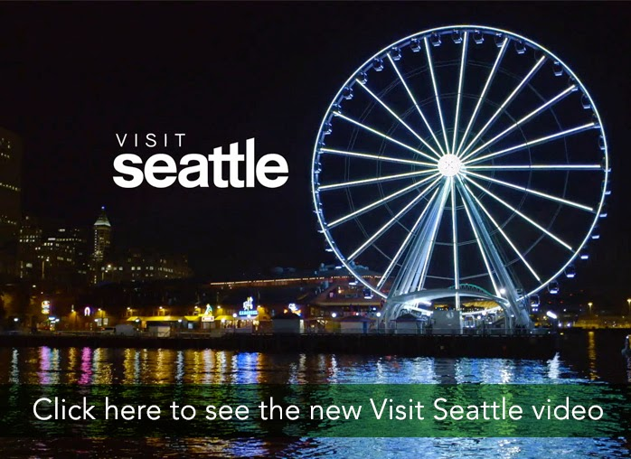 VISIT SEATTLE in 2015