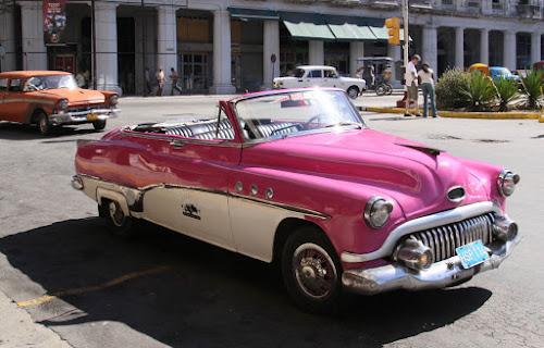 Cuba carros antigos