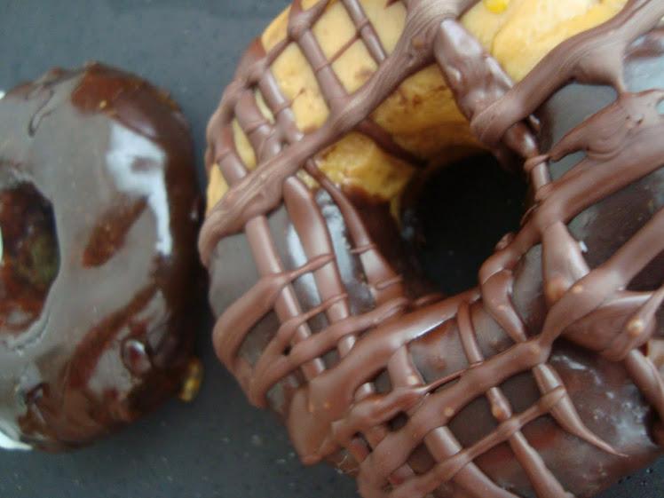 Donut's para banho