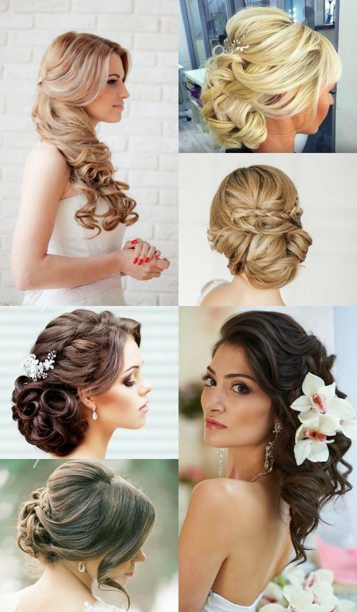 Más de 1000 ideas sobre Peinado Novia en Pinterest Peinados De