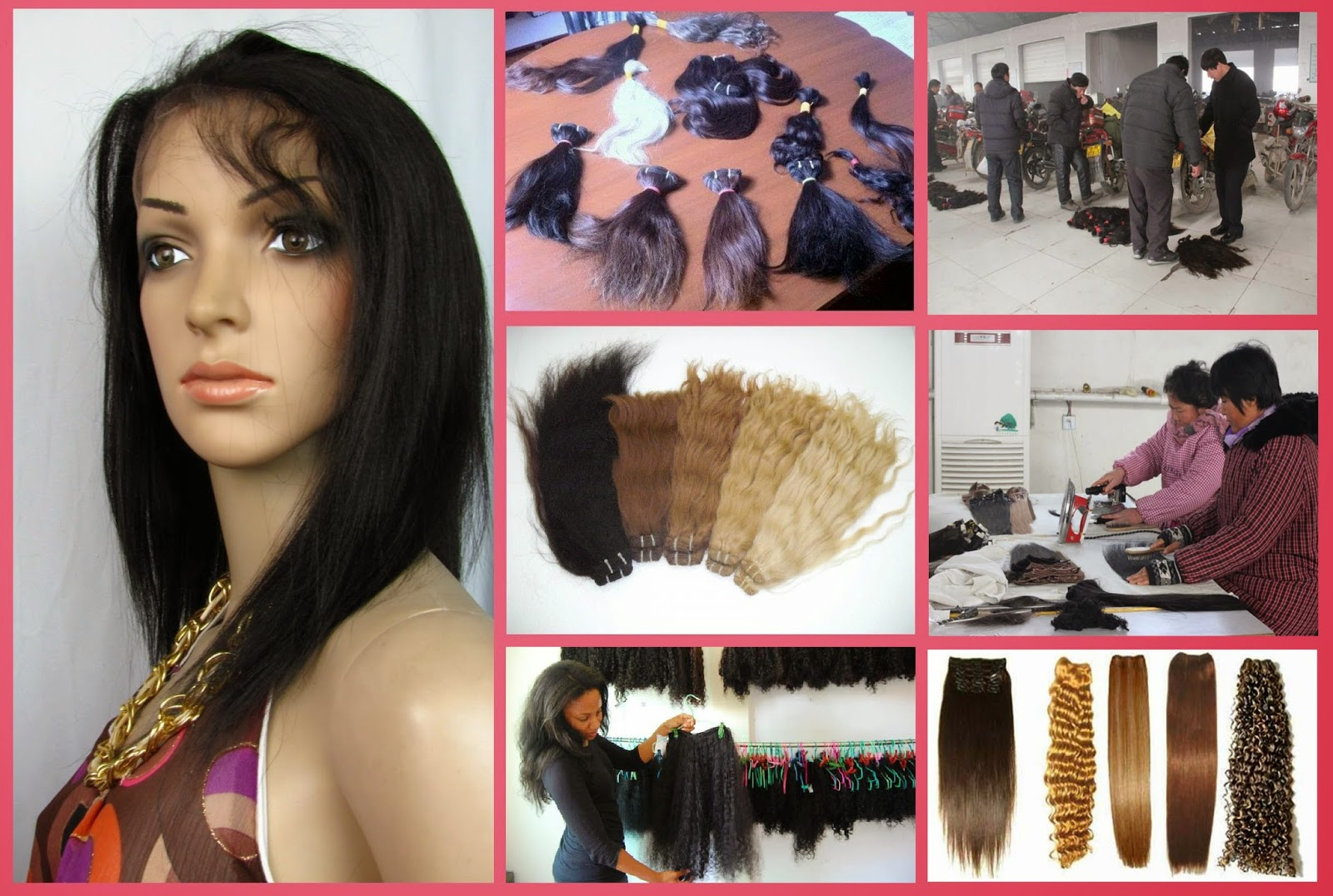 Human Hair Business