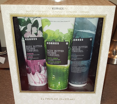 Korres Best of Body Butter Decadent Body Butter Collection