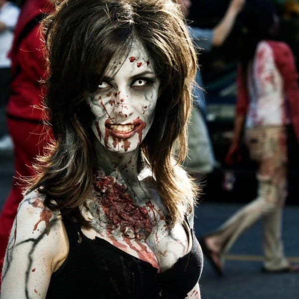 best halloween face makeup ideas