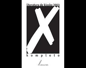 literatura de kiosko 2003. kompleto