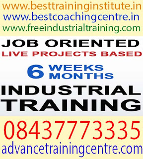 Six Months  Industrial Training in Mohali Phase 8