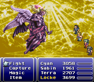 final fantasy VI Last boss