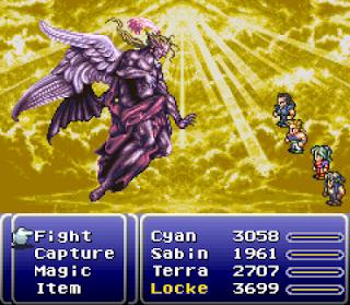 final fantasy VI Last boss