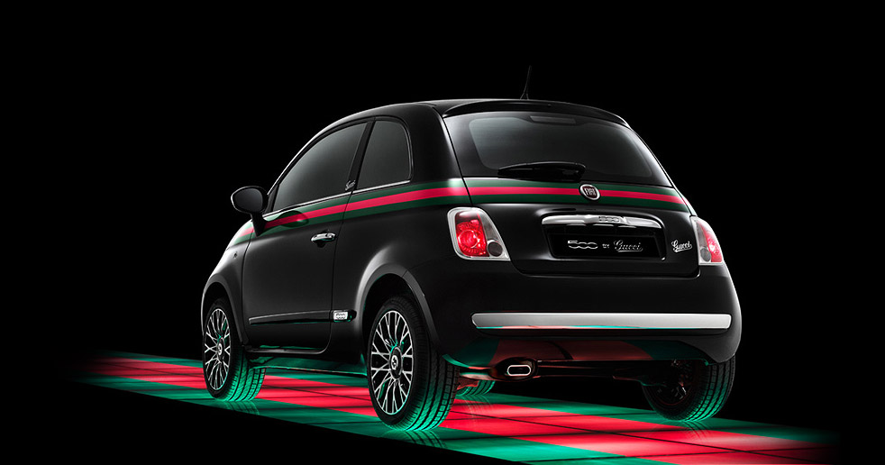 zona 8 lifestyle fiat 500 by gucci. Black Bedroom Furniture Sets. Home Design Ideas