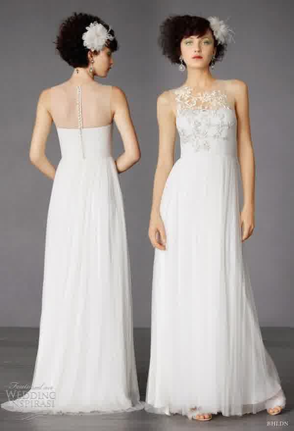 The Bride\'s Dream ; Grecian Goddess Wedding Gowns | LATEST FASHION TREND
