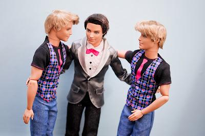 semplicemente perfetto, matrimonio, barbie, ken