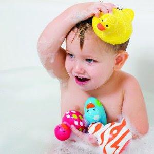 Pre-kindergarten toys - Boon 4 Pack Odd Ducks