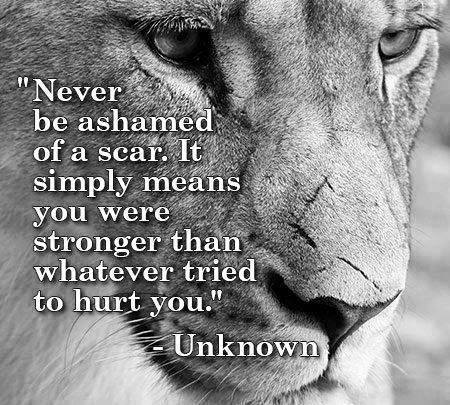 becoming stronger quote