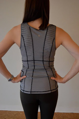 lululemon stay on course tank