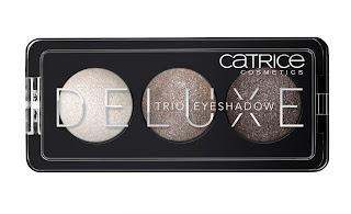 CATRICE Deluxe Trio Eyeshadow NEU - www.annitschkasblog.de