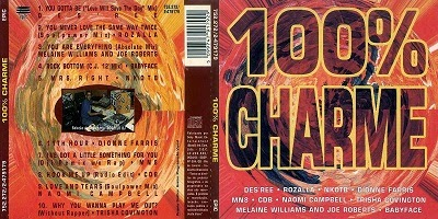 100% Charme CD 2014