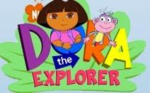 DORA, THE EXPLORER.